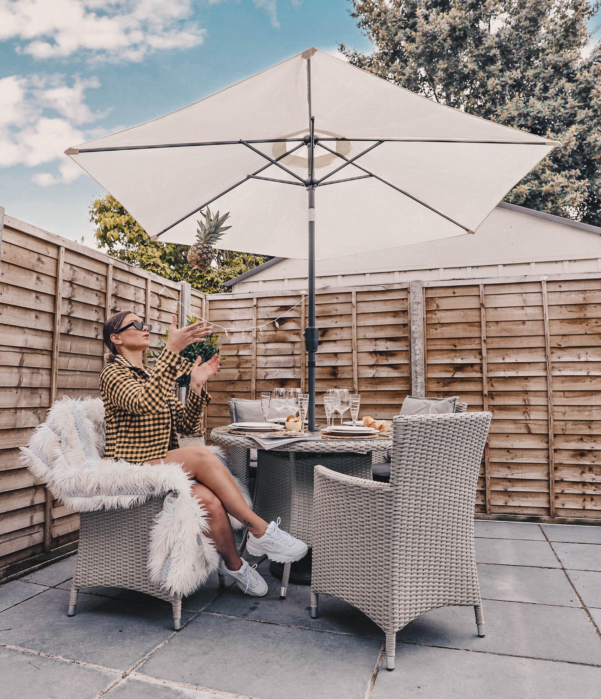 Perfect Garden Furniture | Dunelm - The Simone Magazine
